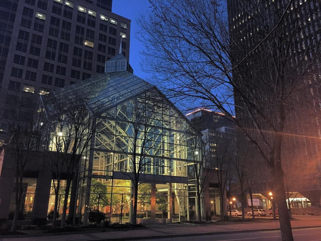 wintergarden at bauschlomb place rochesterny shared by nate c