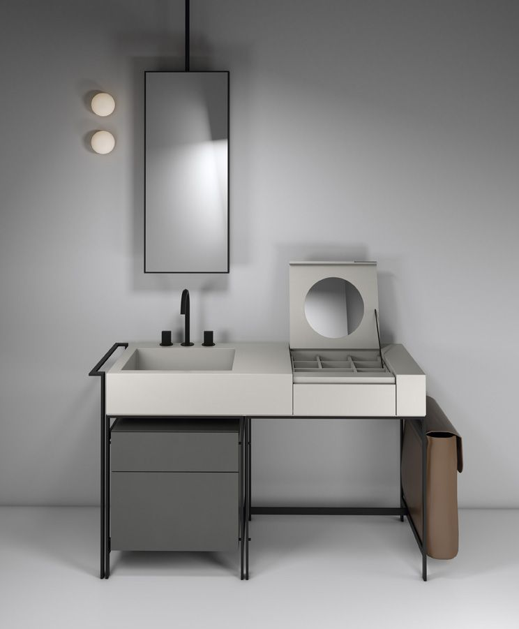 NARCISO Bathroom Collection By CIELO Made Up Of Large