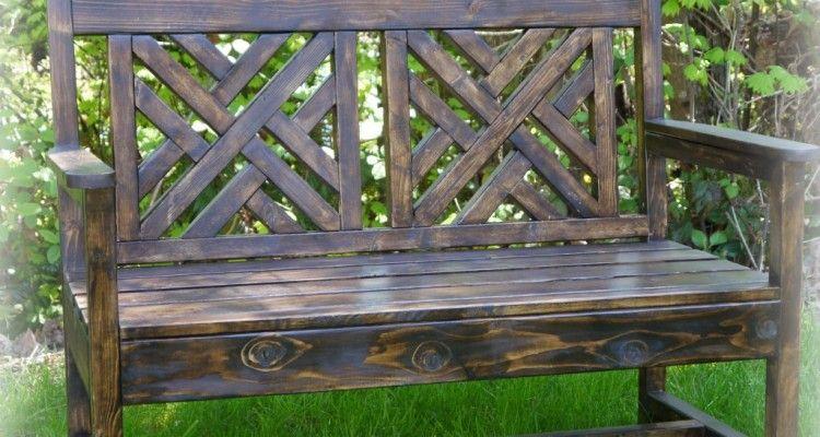 lbethea outdoor bench garden bench
