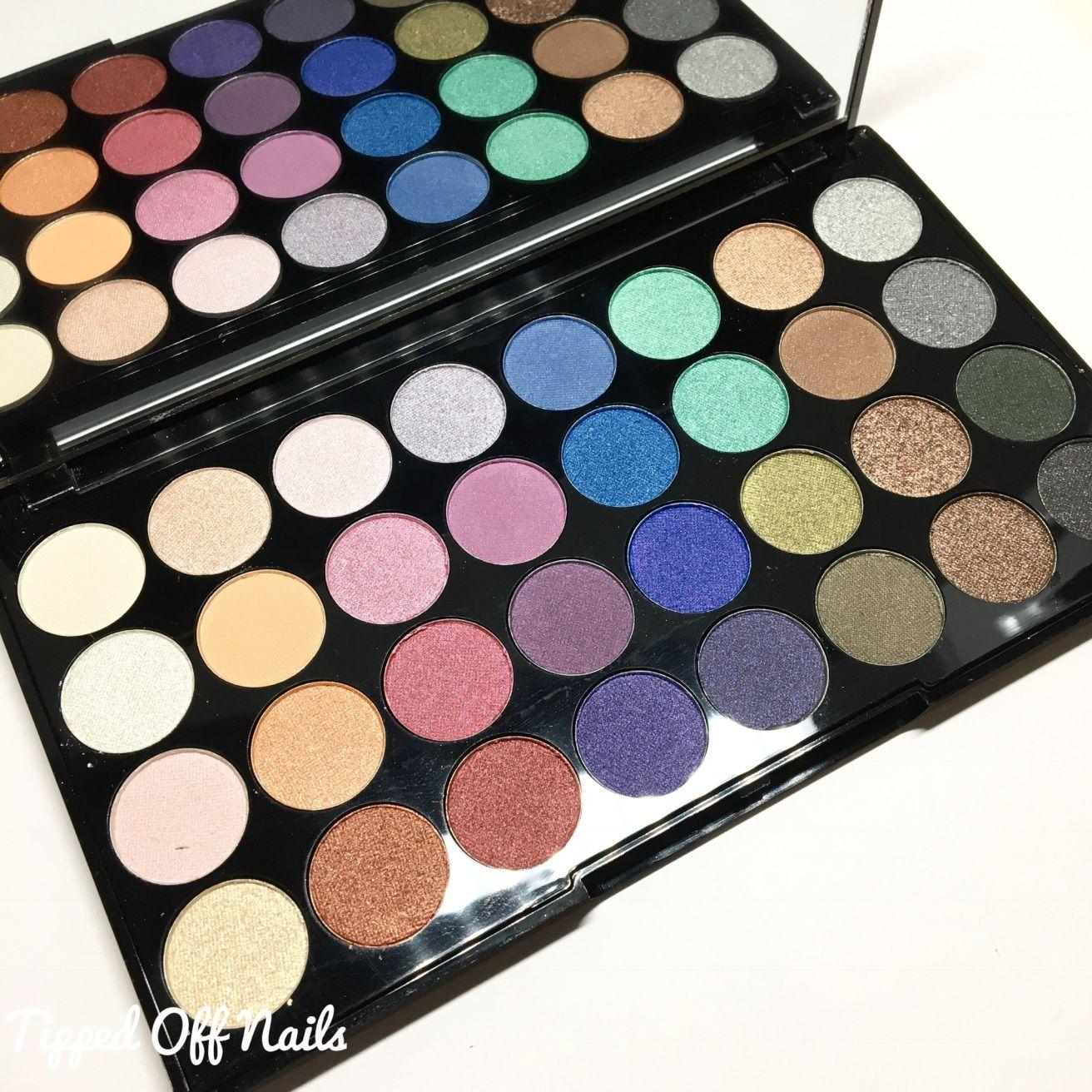 Mini Makeup Revolution Haul, ft. Mermaids Forever Palette