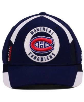 official photos 7c11e 1fcf7 adidas Montreal Canadiens Practice Jersey Hook Cap - Blue L XL