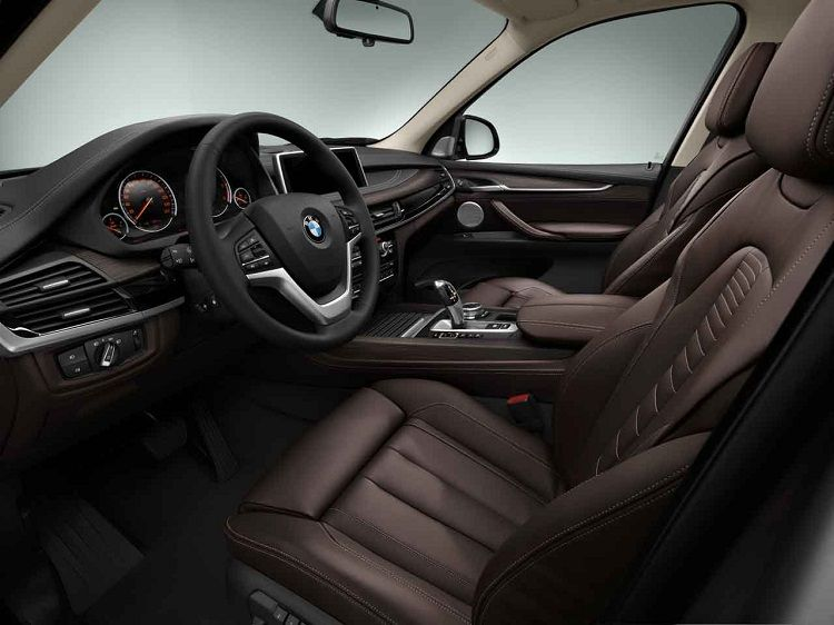 Mocha Interior Design Package Zmd With Mocha Nappa Leather
