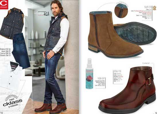 Catalogo Cklass Zapatos Caballeros Otoño Invierno 2015 Fashion Chelsea Boots Fashion Catalogue