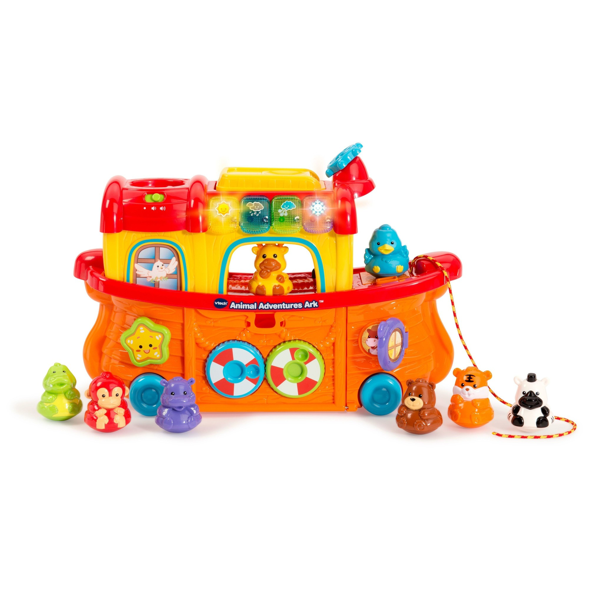 Vtech Animal Adventures Ark Toys Pinterest Toys Learning