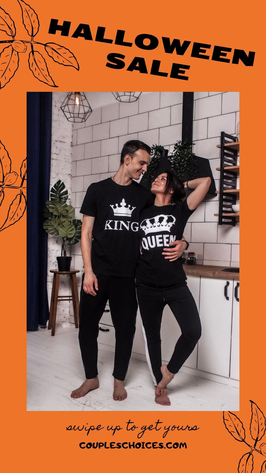 King Queen Crown Shirts Matching Couple Outfits Couple Shirts Matching Couple Shirts