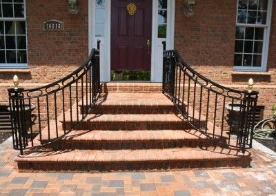 Best Exterior Railings Iron Stair Railing Railings Outdoor 400 x 300