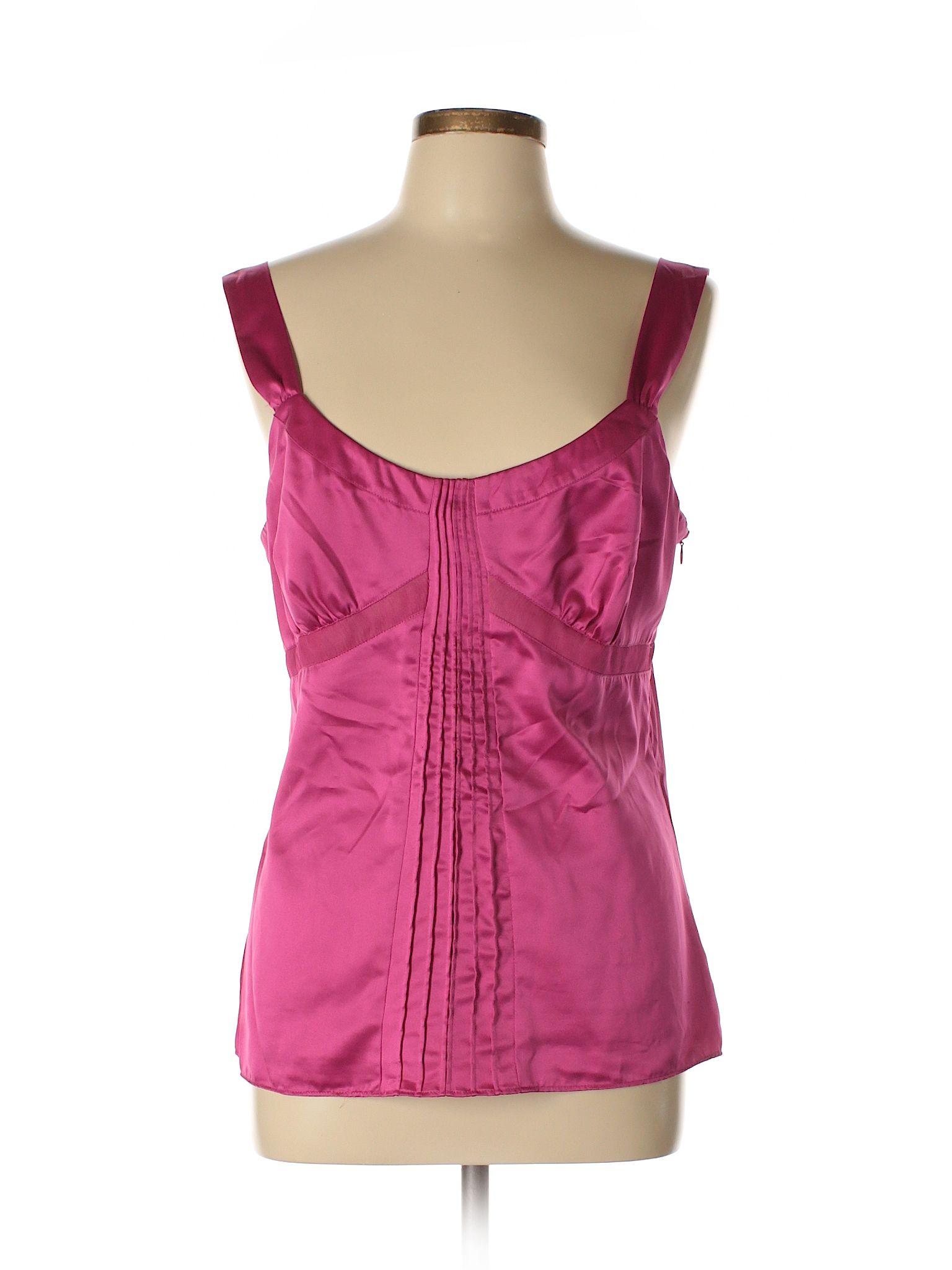 859c820f Sleeveless Blouse | Products | Sleeveless blouse, Ann taylor loft ...