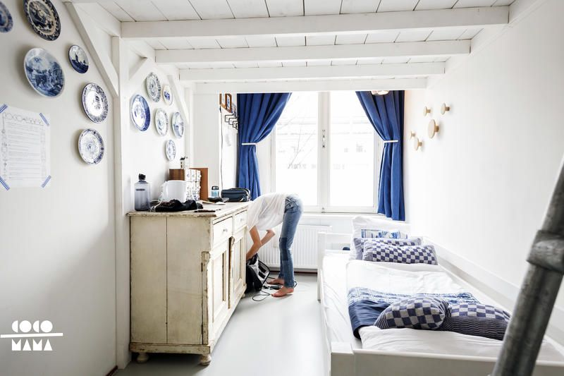 Cocomama in Amsterdam, Netherlands - Find Cheap Hostels and Rooms at Hostelworld.com