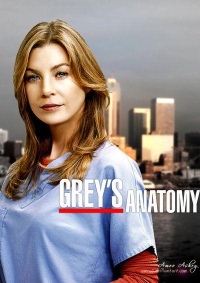Grey S Anatomy Meredith By Amro0 Deviantart Com On Deviantart