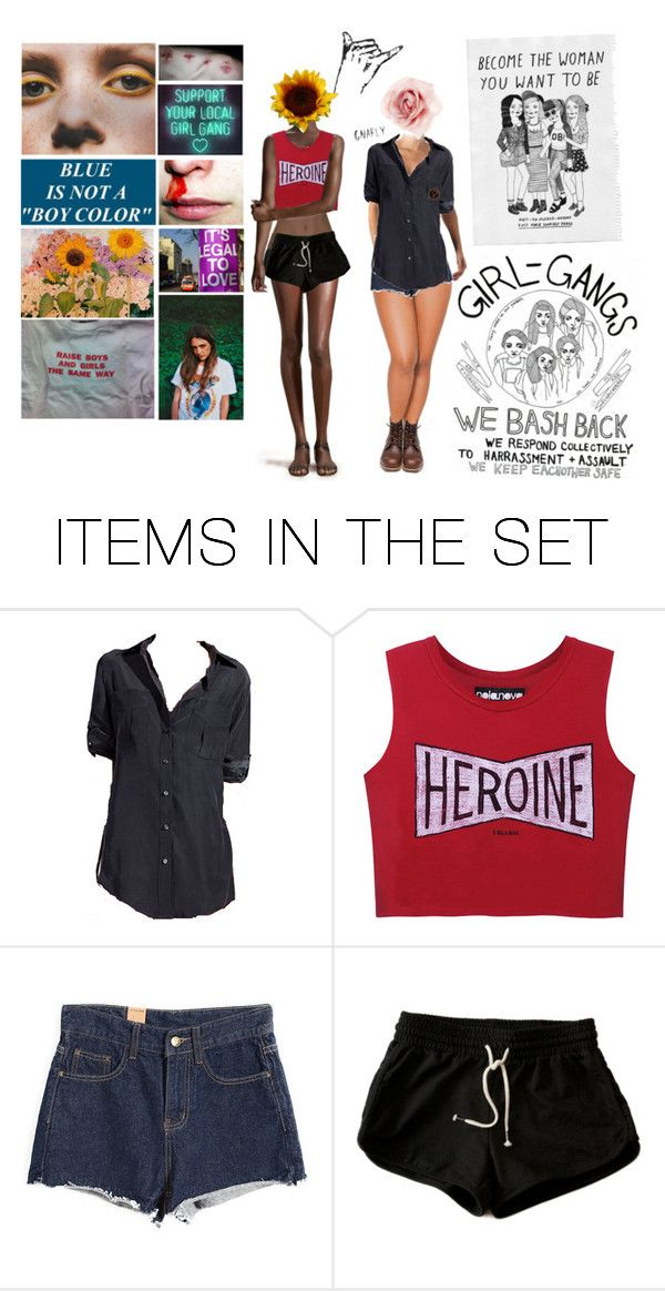 """""""we keep eachother safe"""" by theworldissofullofeverything ❤ liked on Polyvore featuring art and pocpolyvore"""