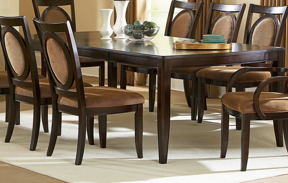 Portrayal Of Awesome Dinette Sets With Bench  Furniture Awesome 9 Pc Dining Room Sets Decorating Inspiration