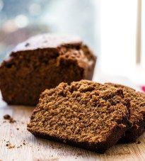 Gingerbread Loaf | Girl Gone Gourmet