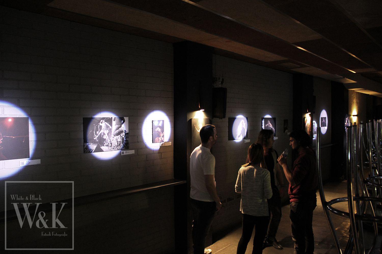 Inauguració Exposició Set List fotografies de concerts Dune Valls 11 abril 2015 by Maria Mateu