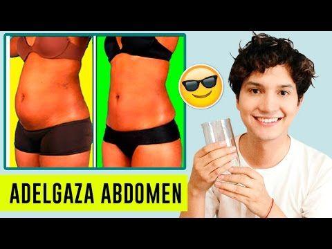 Como adelgazar el abdomen rapido y facil