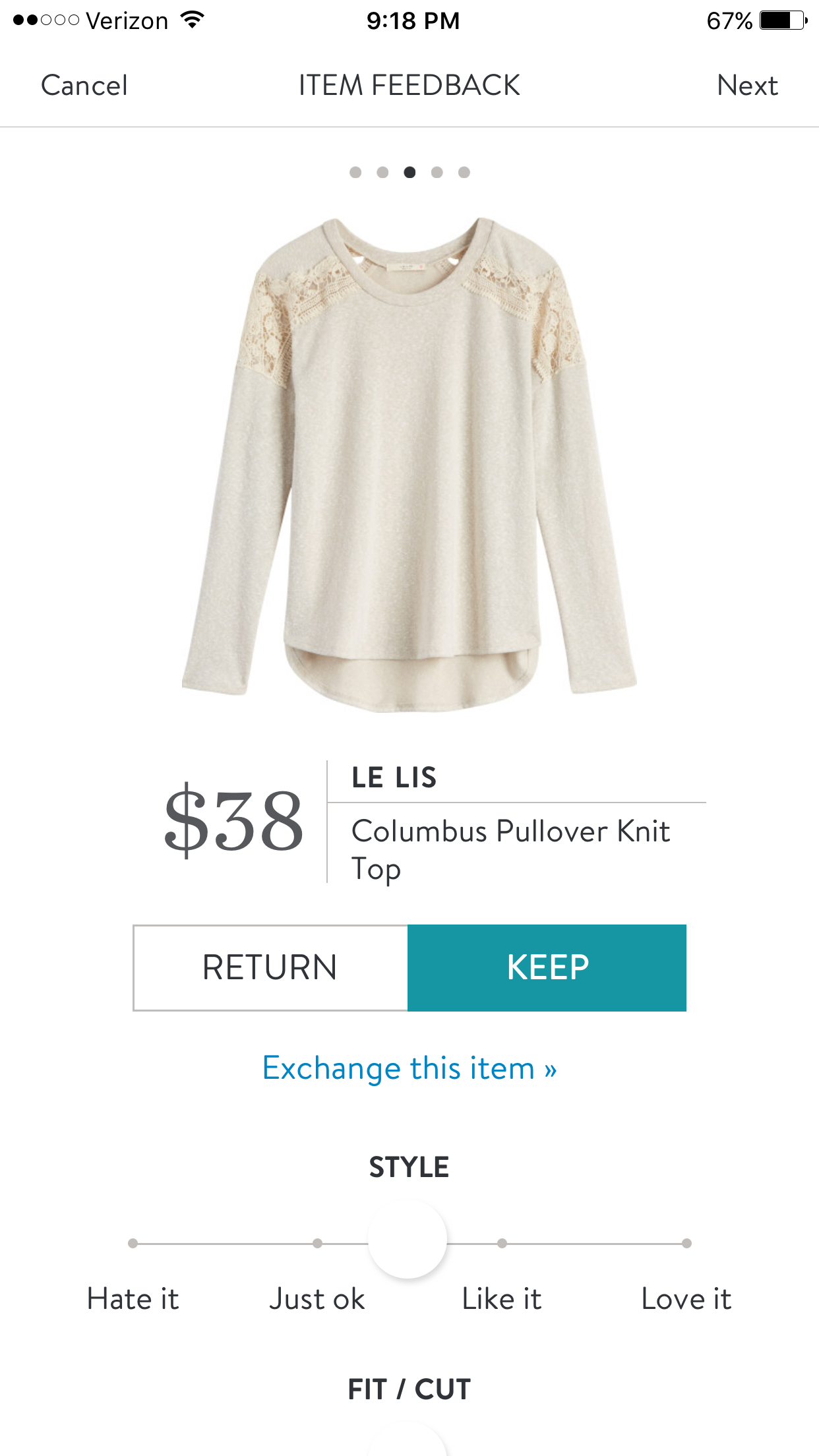 Stitch Fix Le Lis Columbus Pullover knit top #stitchfix Stitch Fix Le Lis Columbus Pullover knit top #stitchfix