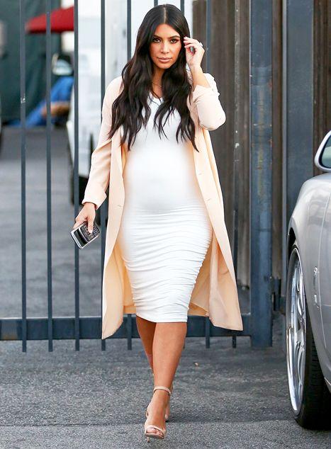 Tight Dresses for Pregnant Women