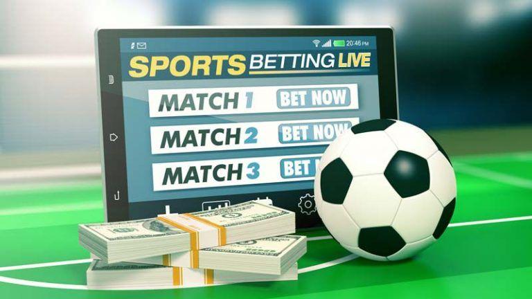 Online sports betting free money round robin betting charts