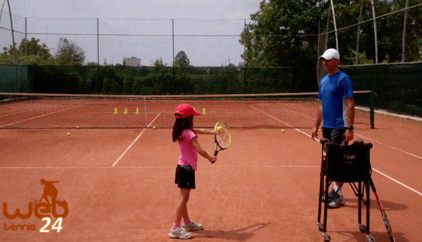 My Daddy My Coach Tennis Lessons With Kids Page 1 Of 3 Tennis Lessons Play Tennis Tennis Serve