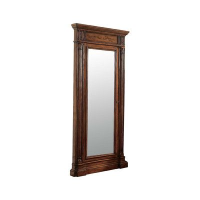Seven Seas Jewelry Armoire With Mirror   Http://delanico.com/jewelry
