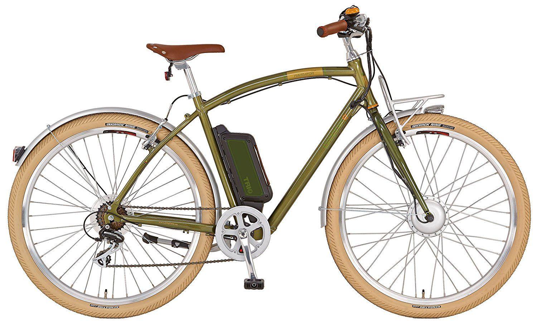 """Prophete bicicletta elettrica da uomo, 28"""", navigatore ..."""