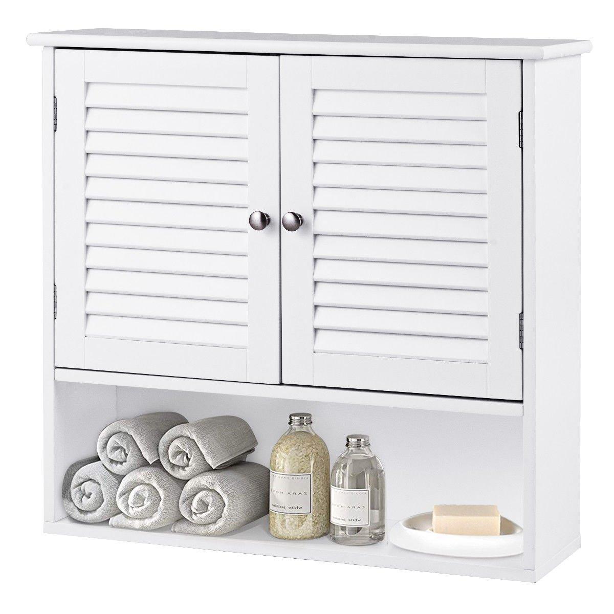 17+ 8 inch wide bathroom storage cabinet best
