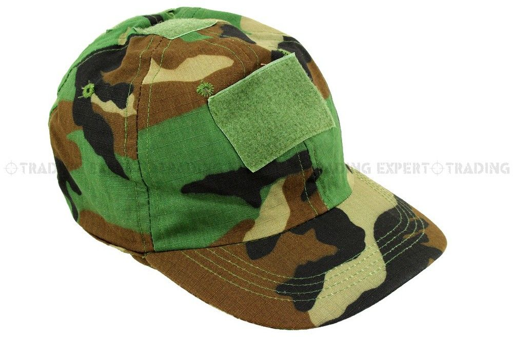 military cap Baseball Cap and hat Woodland pattern  CP-02-GC ACU Marpat 0589407cd2ba