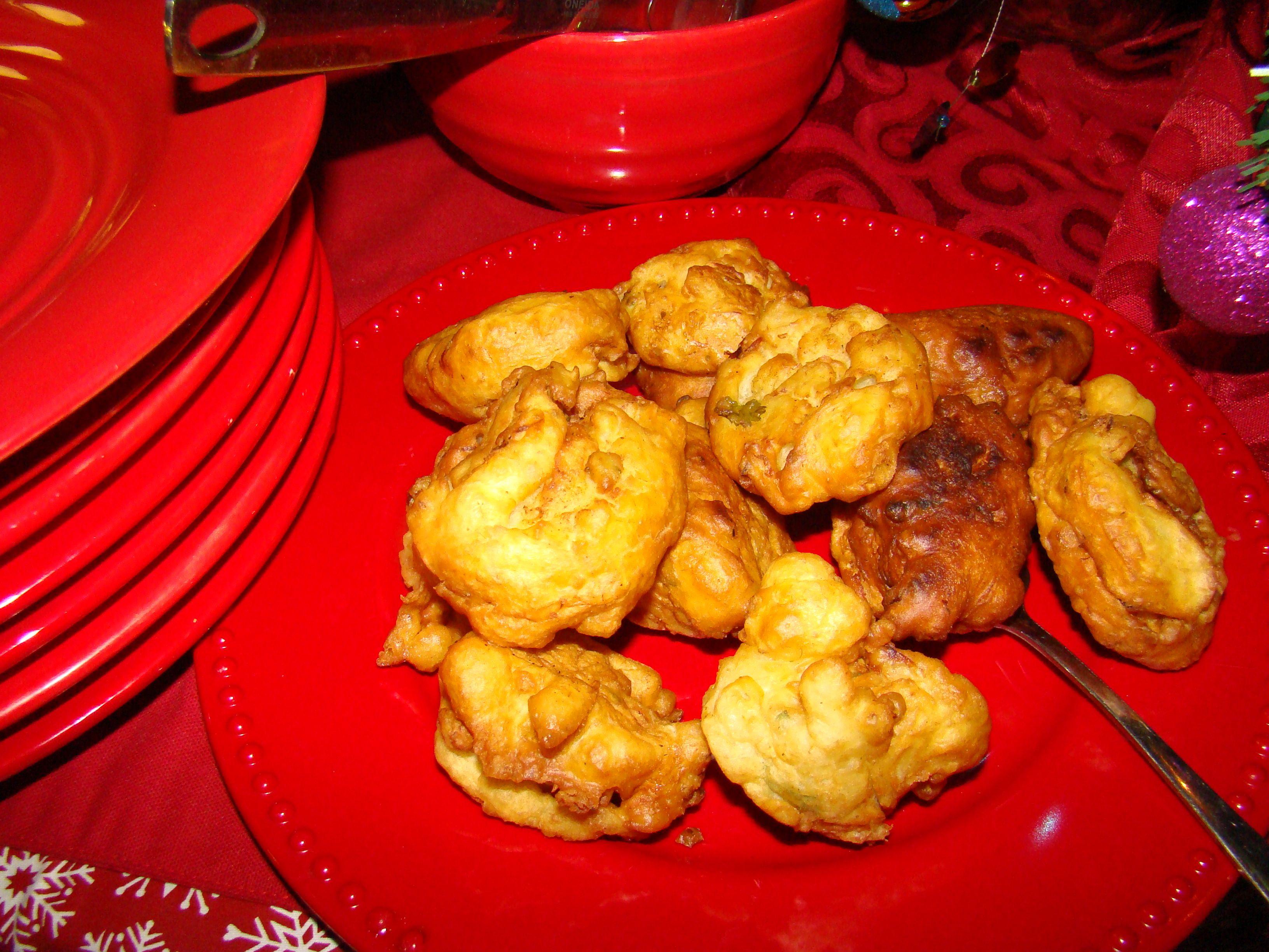 Bacalaitos Dominican Style! Bacalaitos Dominicanos! | Sandra\'s ...