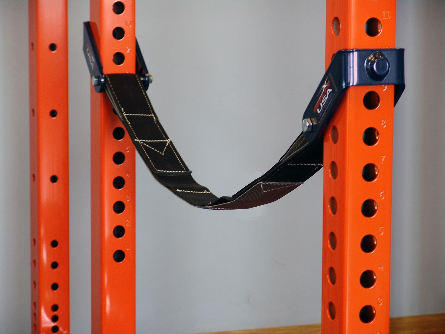 Power Rack Safety Strap Shackles Attachment
