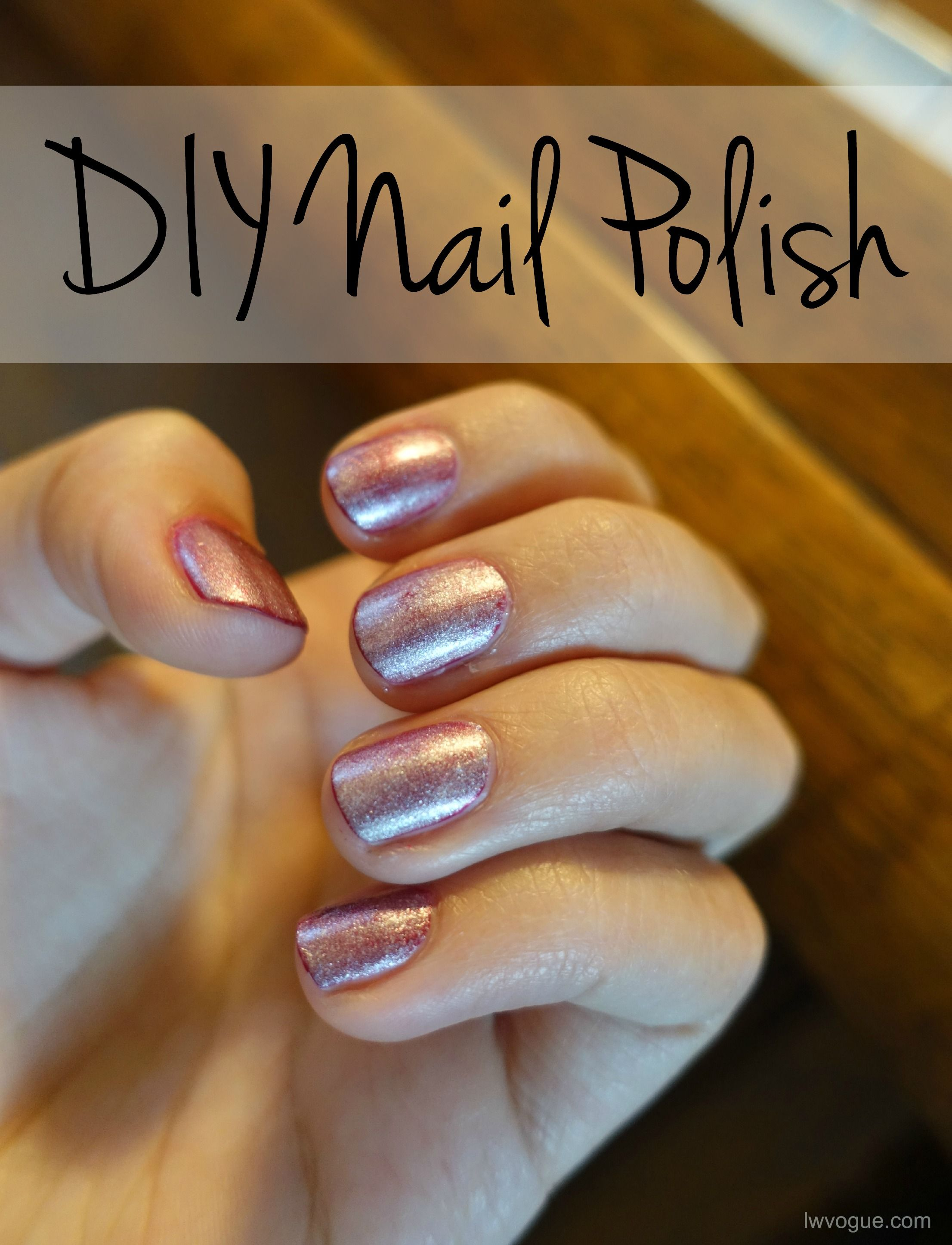 DIY Matte Nail Polish | Matte nail polish, Matte nails and Topcoat