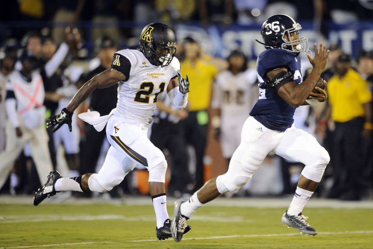 Southern vs Appalachian State College Football