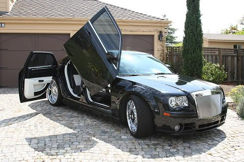 custom chrysler 300 for sale thread check out bay. Black Bedroom Furniture Sets. Home Design Ideas