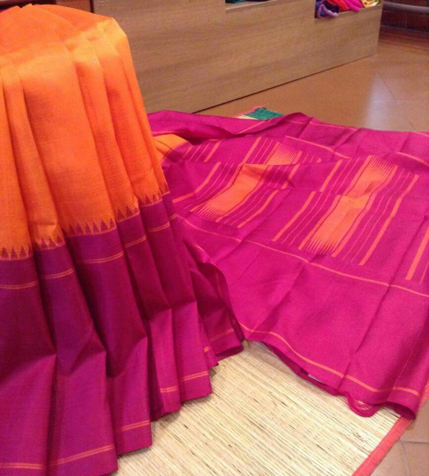 Pin by Deepa Srinivasan on Sarees and Blouses (With images ...