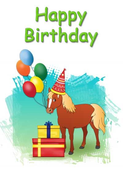 printablebirthdaycardskidspre00001a5jpg 400 566 – Birthday Cards for Kids
