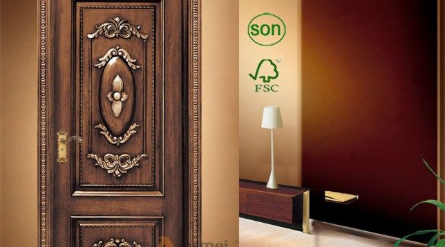 Teak Wood Main Door Designs India Carved Wood Doors