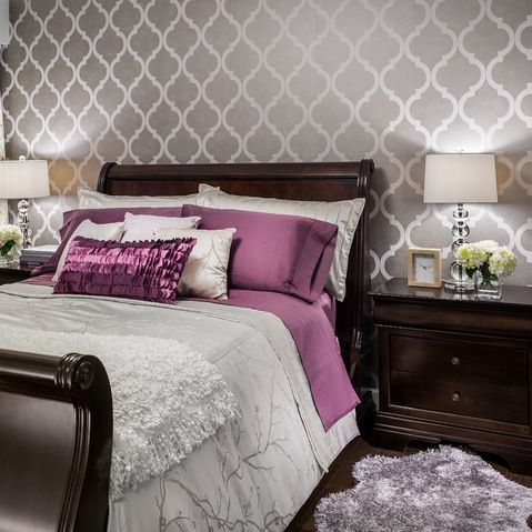 Bedroom Wallpaper Ideas Bedroom Wallpaper Designs Ideal Home Stylish Bedroom Design Wallpaper Design For Bedroom Stylish Bedroom