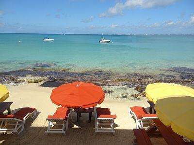 Grand Case Beach Vacation Rental - VRBO 630805 - 3 BR St Maarten Cottage in St. Martin (St Maarten), Cosy Historical Beachfront Cottage