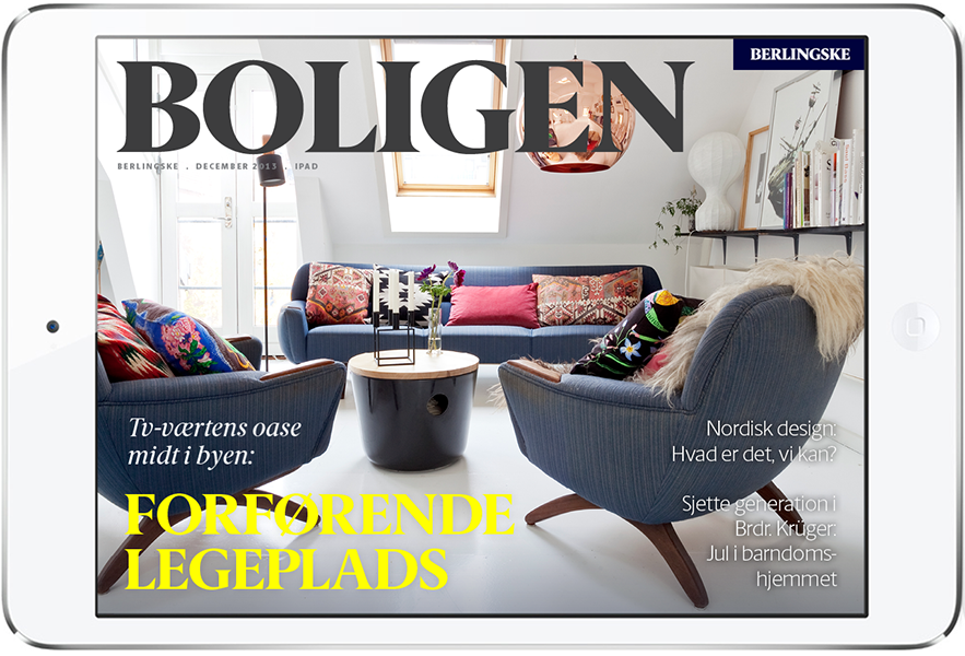 Berlingske Boligen Free Digital Magazine. More on www.magpla.net MagPlanet #TabletMagazine #DigitalMag