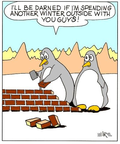 Plenty of Penguins Comic Strip, April 13, 2014 on GoComics.com