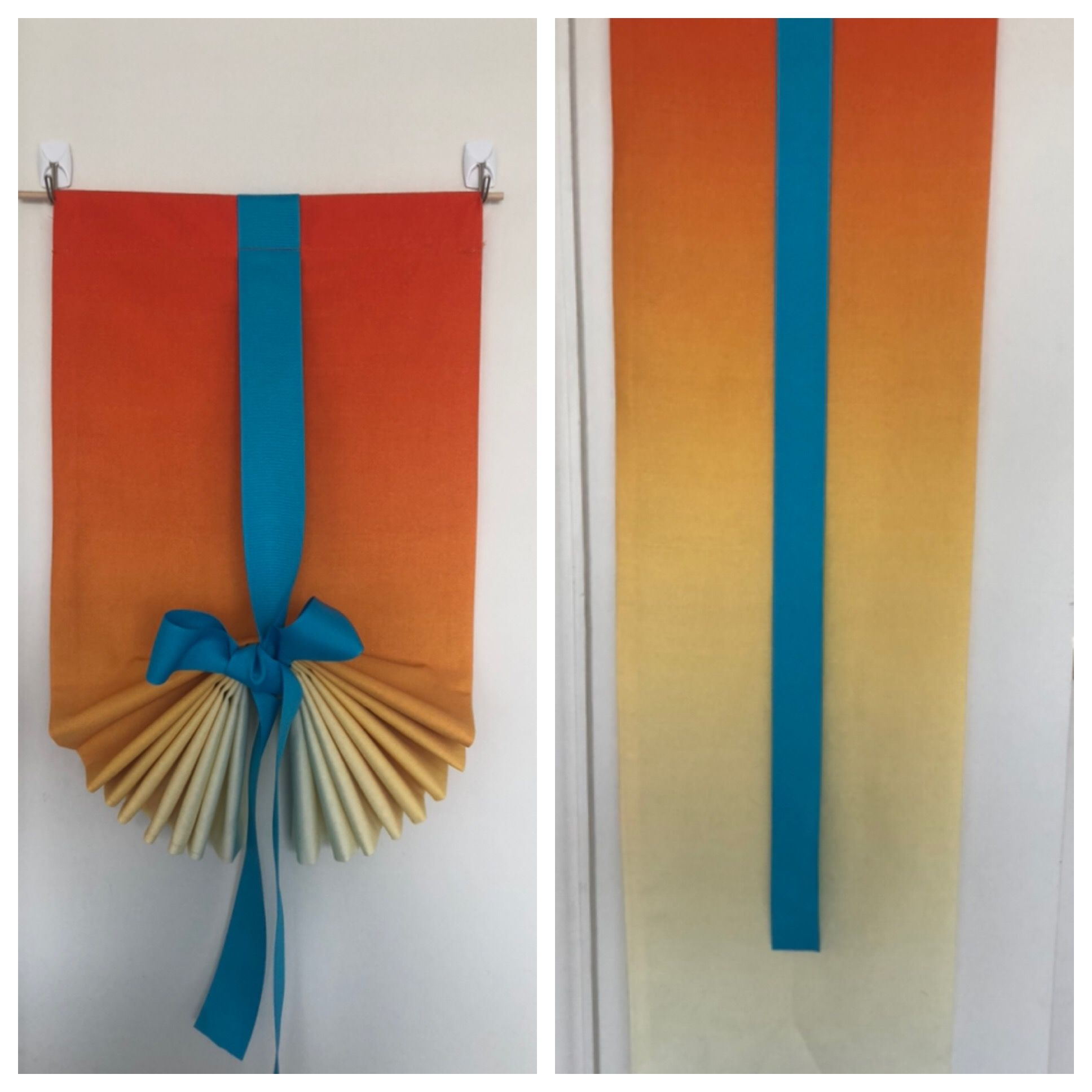 New Ombrè Cute Door Curtain