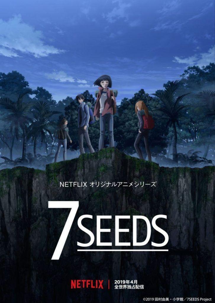 Anime 7seeds official visual mangatokyo netflix