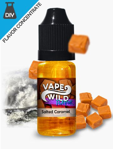 Salted Caramel Flavor Concentrate in 2019 | D I Y E-Juice