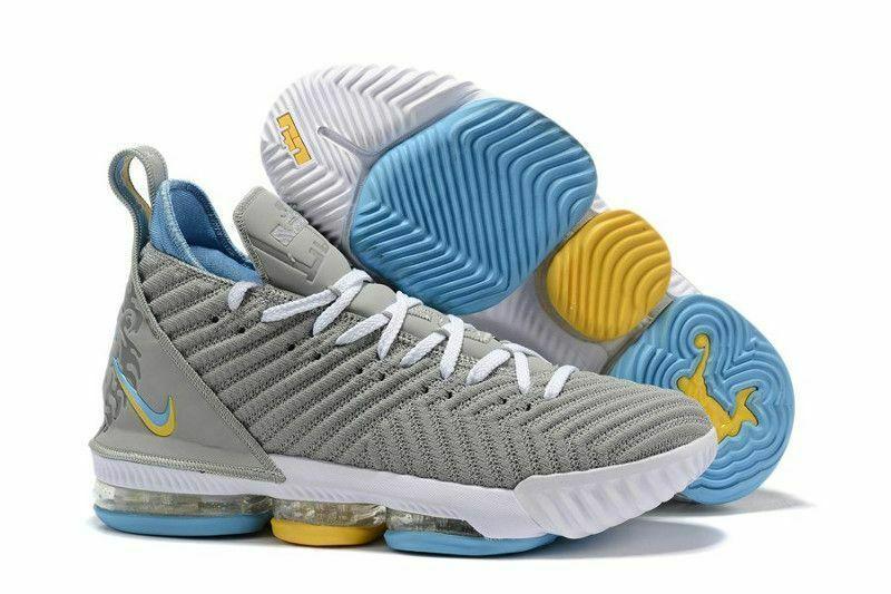 Nike LeBron XVI MPLS Lakers Colorway
