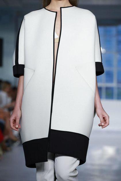 Zero+Maria Cornejo Ready To Wear Spring Summer 2015 New York ... bd437ab428d