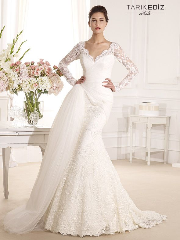 Tarik Ediz Wedding Dresses 2014 Collection | Wedding dresses 2014 ...