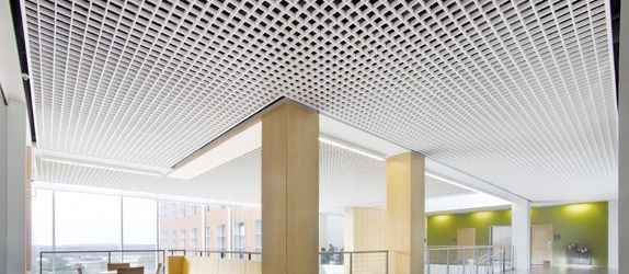 Metalworks Open Cell By Armstrong Metal Ceilings