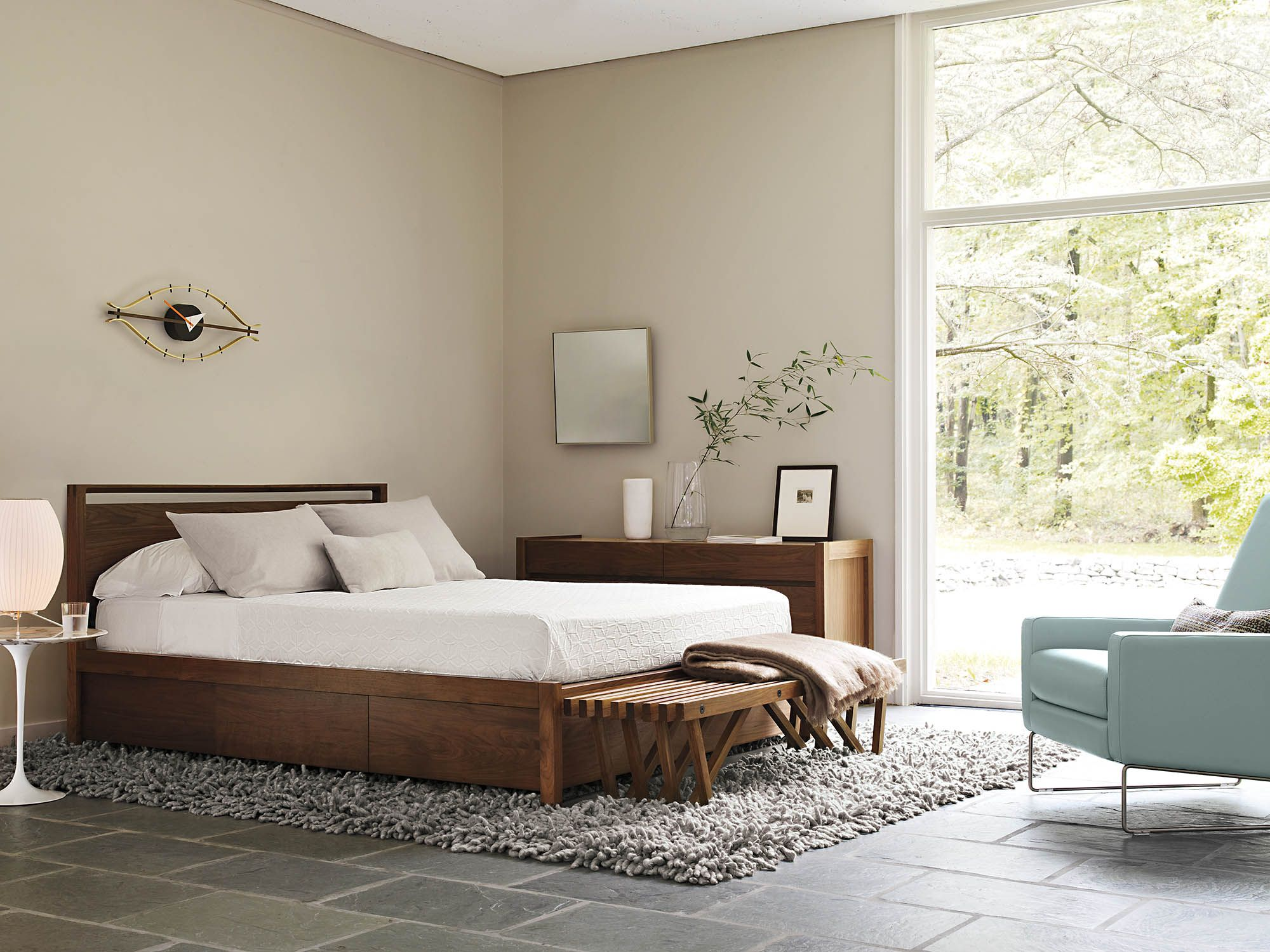 Modern Bedroom Collections Matera Bedroom Collection Matelasse Blanket Stocotti V Bench