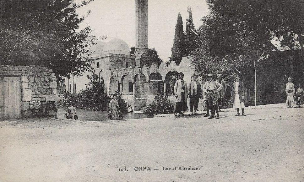 Urfa, c1910
