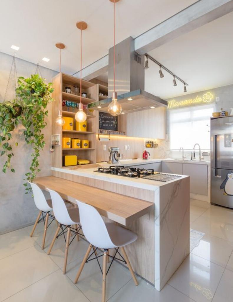 Photo of 23 Cozinhas Lindas e Modernas  que Vão te Encantar