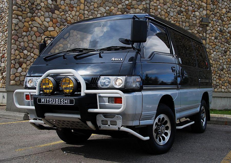 1993 Mitsubishi Delica For Sale Calgary Canada