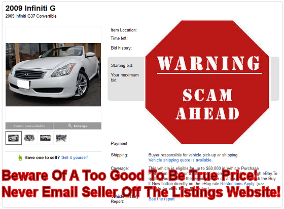 Shipping A Car/page/2 >> New Seller Ebay Car Scams Page 2 Of 3 Archives